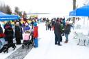 Plus de 1000 personnes ont participé à la Fête polaire... | 13 février 2017