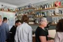 Le Cap: le gin fabriqué au pays fait fureur