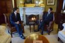 Le premier ministre Trudeau s'est entretenu avec le président de... | 13 février 2017