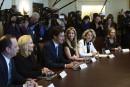 Monique Leroux a discuté avec Trump de l'avancement des femmes