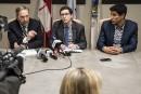 Mulcair somme Trudeau de défendre Yassine Aber