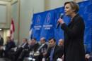 Les candidats conservateurs débattent à Pointe-Claire<strong></strong>