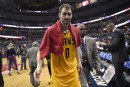 Cavaliers: Kevin Love absent pendant six semaines