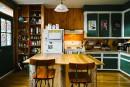 On aime la cuisine, spacieuse et très conviviale, avec ses... | 15 février 2017