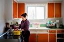 Dans la cuisine <em>vintage</em> de Marie-FleurSt-Pierre