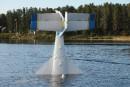 Accident d'avion au lac Geoffrion:«J'ai frappé quelque chose»