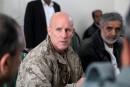 Un ex-amiral décline le poste de conseiller à la sécurité nationale