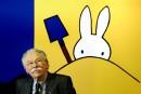 Décès du père de Miffy le lapin blanc