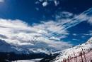 Ski alpin: un avion provoque la chute d'une caméra sur la piste