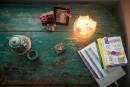 Sur la table de travail de... Sylvie Drapeau