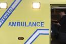Les ambulanciers de la Montérégie se joignent à la grève générale illimitée