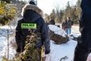 La GRC arrête quatre personnes entrées illégalement au pays
