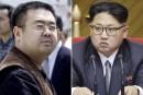 Cinq Nord-Coréens soupçonnés du meurtre de Kim Jong-Nam<strong></strong>