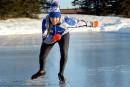 Patinage de vitesse: deuxième médaille pour Béatrice Lamarche aux Mondiaux juniors