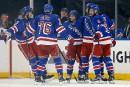 Mats Zuccarello assure la victoire aux Rangers face aux Capitals