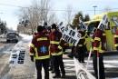 Les ambulanciers «prêts à aller jusqu'au bout»