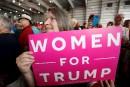 Quelles crises? Pour ses fans, Trump «a des couilles»