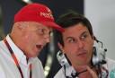 Formule 1 - Wolff et Lauda sous contrat avec Mercedes jusqu'en 2020