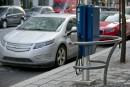 Voitures électriques: le Québec encore loin de son objectif