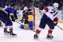 Les Panthers battent les Blues in extremis