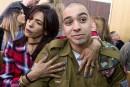 Mort d'un Palestinien: le soldat israélien condamné à 18 mois de prison
