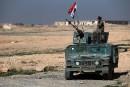 Les forces irakiennes consolident leurs positions au sud de Mossoul<strong></strong>