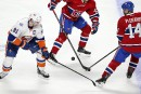 Islanders 3 - Canadien 0 (pointage final)