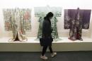 Le kimono s'expose à Paris