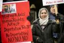 L'Iranienne menacée d'expulsion trouve des appuis à Ottawa