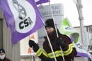 Les ambulanciers de l'Estrie retournent en grève