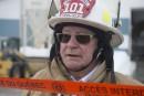 Le directeur du service de sécurité incendie du Centre-Mékinac, René... | 22 février 2017