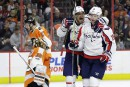 Les Capitals disposent des Flyers 4-1