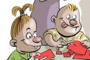 Caricatures février 2017