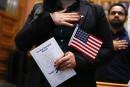Les nouveaux citoyens américains poussent un soupir de soulagement