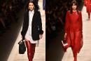 Mode à Milan: élégance plus simple et naturelle
