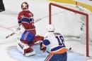 La rondelle franchit la ligne rouge: les Islanders prennent les... | 23 février 2017