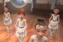 Ballerina: ballerine pop ***