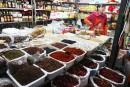 Les marchés regorgent d'épices, dont certaines sont très relevées.... | 24 février 2017