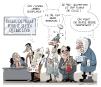 Caricature du 25 février... | 25 février 2017