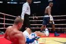Alvarez défait Bute: un combat déchirant pour Yvon Michel