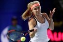 Elina Svitolina triomphe à Dubaï