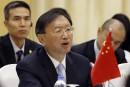 Trump a brièvement rencontré le plus haut diplomate chinois