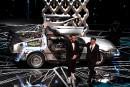 Michael J. Fox et Seth Rogen sont arrivés sur scène... | 26 février 2017