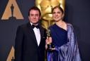 Firouz Naderi et Anousheh Ansari ont recueilli l'Oscar du meilleur... | 26 février 2017