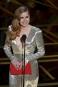 La vedette du film L'arrivée, Amy Adams, a présenté le... | 26 février 2017