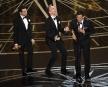 Justin Hurwitz, Justin Paul et Benj Pasek ont remporté l'Oscar... | 26 février 2017