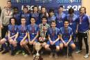 L'équipe U16 des Chinook championne