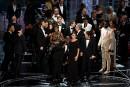 Le réalisateur de Moonlight, Barry Jenkins, a accepté l'Oscar du... | 27 février 2017