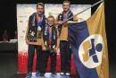 Jeux du Québec: Sirois passe à l'histoire