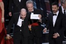 PriceWaterhouseCoopers s'excuse pour sa bourde aux Oscars